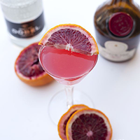 Blood Orange Tequila