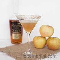 Baked Apple Martini